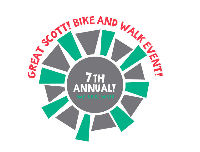 Great Scott Bike and Walk event