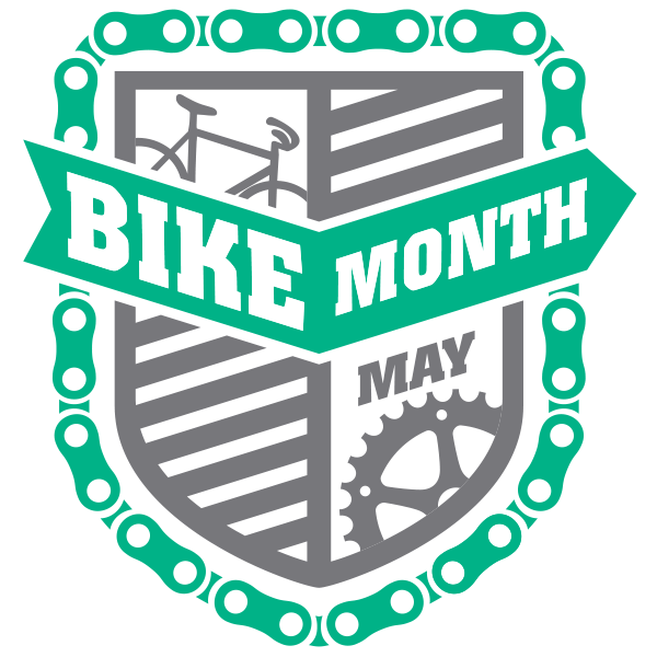 May Is Bike Month 2017