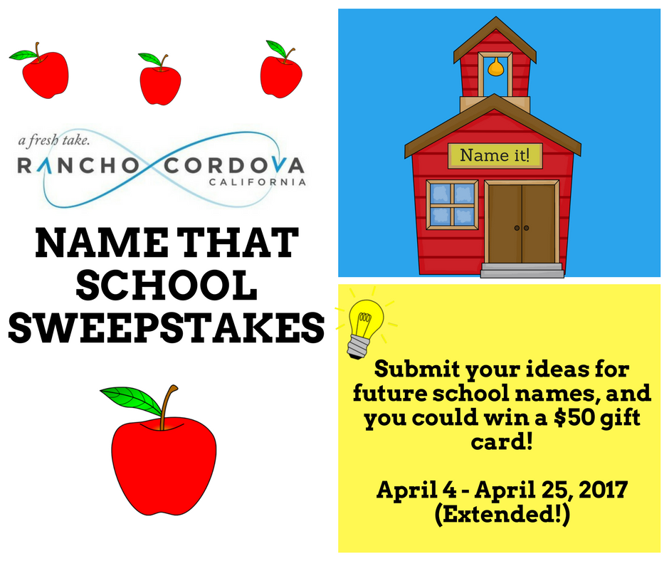Name that school sweepstakes (2)