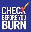 Check Before You Burn Image