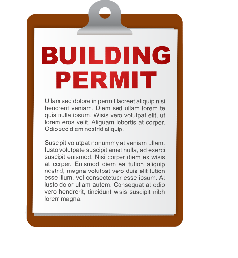 building-permit Icon