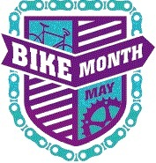 2015 May is Bike Month Logo