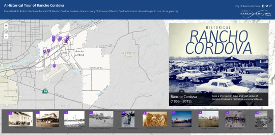 A graphic of the photo tour website. Click here to visit it.