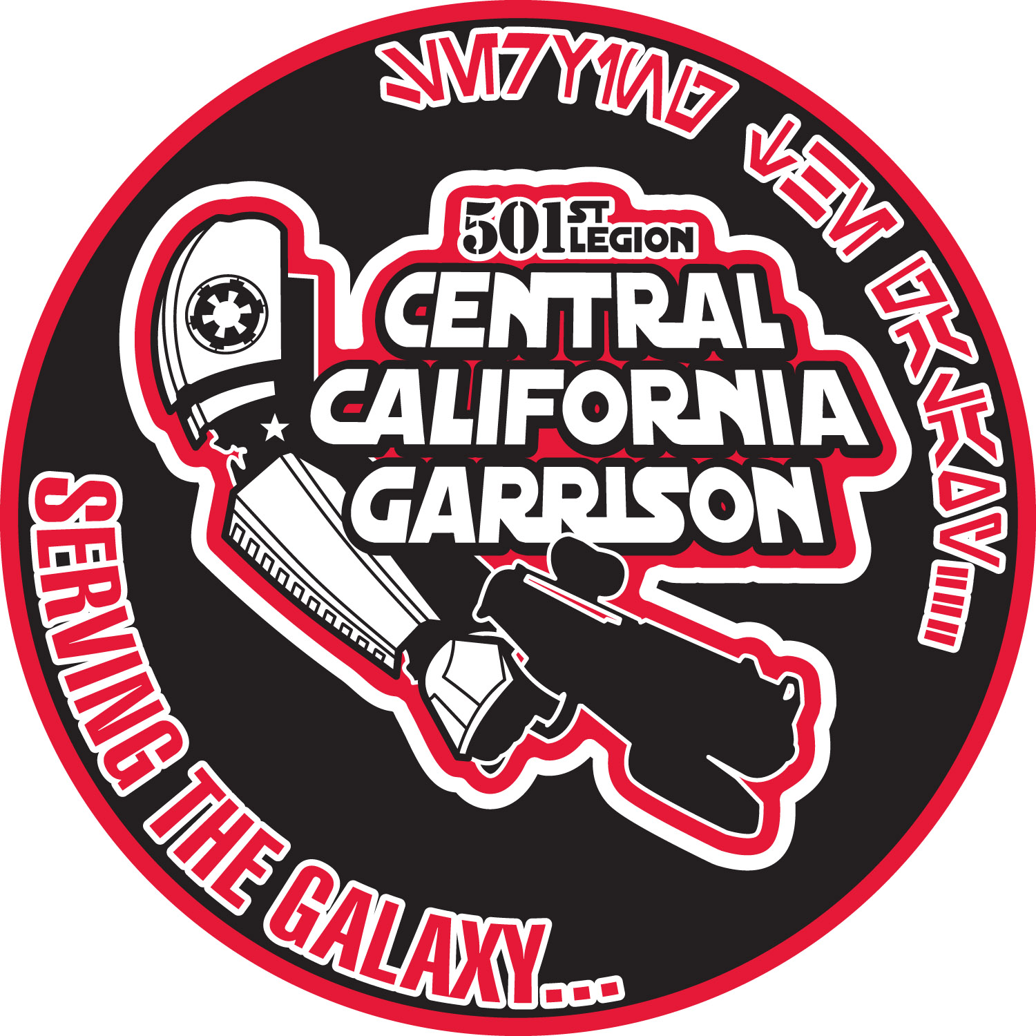 Central California Garrison Logo