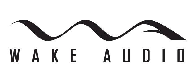 Wake Audio Logo