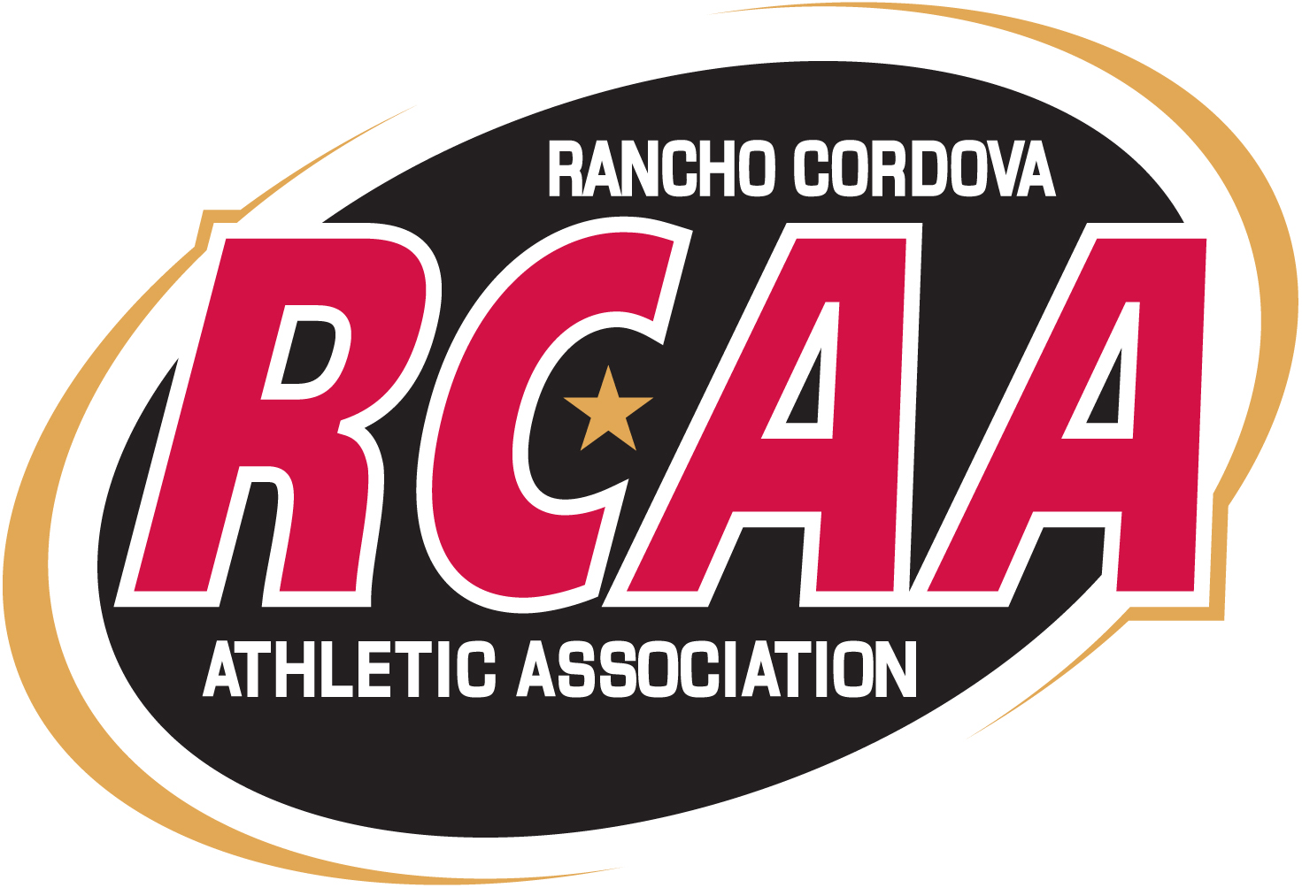Rancho Cordova Athletic Association Logo